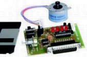 kit3594 - pc controlled stepper motor kit