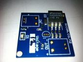 BDVLR05-01 - 5V 1A VOLTAGE REGULATOR BOARD -  hammond  mil spec connectors