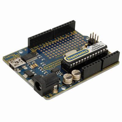 MCB4211 - Eleven (100% Arduino Uno Compatible)