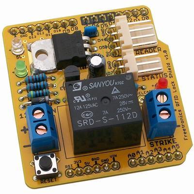 MCB4216 - RFID Lock Shield Kit - Arduino Compatible