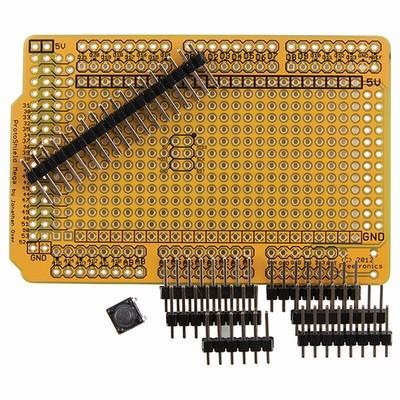MCB4258 - Mega Prototyping Shield for Arduino