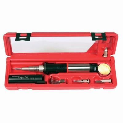 TS1328 - Super Pro Gas Soldering Tool Kit
