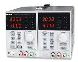 HY3003DDT - DUAL 0-30V 3A P/SUPPLY 2 X LCD TENMA